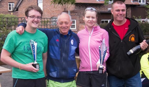 Village Road Runners handicap 2014