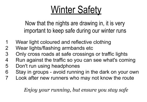 8 Winter safety for Tony 2